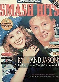 Kylie Minogue & Jason Donovan | Smash Hits