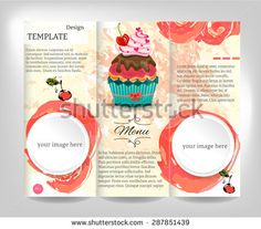 french bakery design templates google search french bakery watercolor cake bakery design