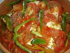 Brunch Recipes, Appetizer Recipes, Appetizers, Greek Cooking, Greek Recipes, Different Recipes, Finger Foods, Family Meals, Food And Drink