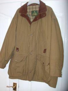 GRENFELL JACKET / COAT MADE IN ENGLAND MEDIUM EXCELLENT | eBay