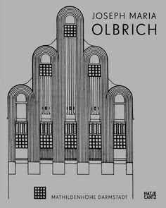 Standard work on the life and work of Joseph Maria Olbrich One of the Walter Crane, Vase Design, Art Deco Design, Art Nouveau, Ex Libris, Gustav Klimt, Edmund Dulac, Koloman Moser, Motif Art Deco