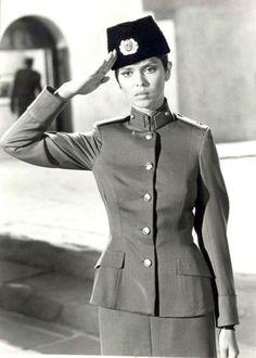 Major Anya Amasova - Barbara Bach - James Bond 007 - The Spy Who Loved Me 1977