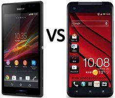 Compare Sony Xperia C vs HTC Butterfly