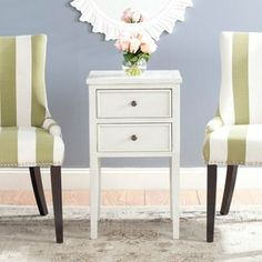 $151.99 Toby End Table - Safavieh