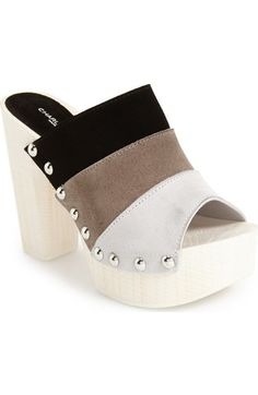 Charles David 'Ellina' Platform Mule (Women) available at #Nordstrom