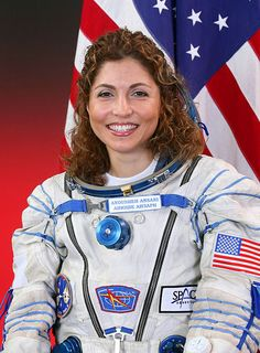 "importantwomensbirthdays: "" Anousheh Ansari was born on September 12, 1966 in Mashhad, Iran and emigrated to the US in 1984. In 2006, Ansari became the first Iranian and the first Muslim woman to go..."