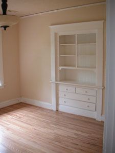 Built In Hutch For Dining Room