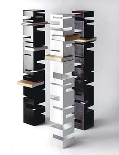 Captivating Honeycomb Wall Shelves. Contemporary BookcaseModern ...