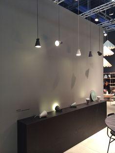 Menu Bollard Lamp at Stockholm Furniture Fair 2015