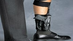 Ankle Carry: Consistent Carry for a Life in Flux