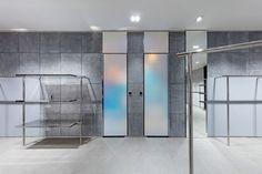 SYSTEM - NBDC Visual Merchandising, Fashion Retail Interior, Retail Fixtures, Interior Architecture, Interior Design, Shop Interiors, Branding, Design Furniture
