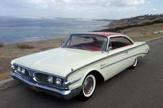 Okay, you might have known that the 1960 Edsel two-door hardtop shared the 1960 Ford Starliner two-door hardtop roof. But I sure didn't. For...