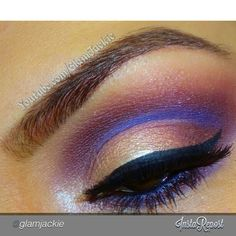 by #glamjackie  Get the look! Using #motivescosmetics by @Loren Cline Cline Cline Ridinger