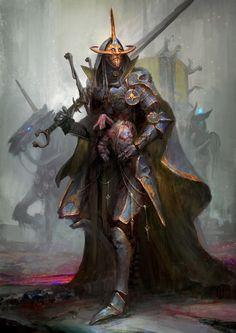 Fallen Angel 1 / Legend of the Cryptids / Applibot Inc by Marat Ars on ArtStation.