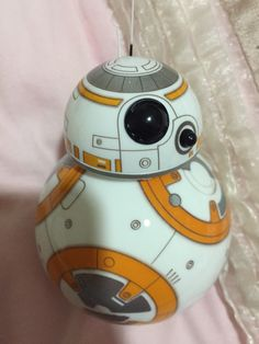 Say hello to bb-8!
