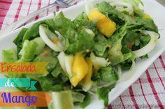 Ensalada de #mango