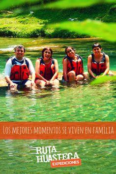 Imagina compartir momentos especiales con los que más quieres en un lugar tan increíble como la Huasteca Potosina.  Reserva con nosotros: 01.800.543.7746 WhatsApp: 481.116.5900 email: info@rutahuasteca.com