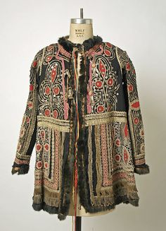 Jacket Date: 1875–1925 Culture: probably Hungarian