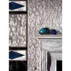 If you wish to add a touch of understated luxury and opulence to a room, then the exquisite Kershaw Plain is the perfect choice. This decadent, and sophisticated, all-over marble effect wallpaper has been specifically designed to complement another wallpaper from the Fontibre collection, Kershaw Panel. However, its stylish simplicity means it's extremely versatile, and so it's ideal for co-ordinating with other bolder and more eye-catching designs.