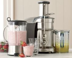 Breville Juicer and Blender- Want!