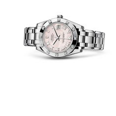 #DateJust #SpecialEdition #OysterPerpetualCollection #WhiteGold #Diamonds #Rolex 34 mm