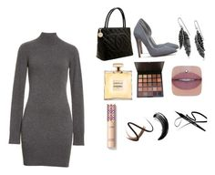 """""""Untitled #4"""" by michellemastberg on Polyvore featuring Frame, Chanel, Marc Jacobs and Burberry"""