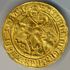 Angelet of Henry VII (r. 1485–1509) Date: 1485–1509 Culture: English Medium: Gold