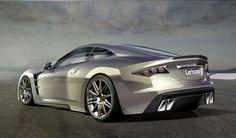 Carlsson C25 Super-GT Concept preview by www.Dream-car.tv, via Flickr