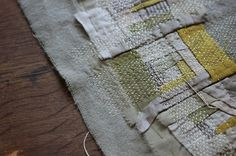 """""""...stitching is a common language, it relaxes, unites and inspires."""""""