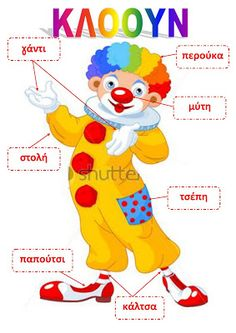 vector clipart, related with icons. Vector Design, Tigger, Vector Free, Kindergarten, Clip Art, Activities, School, Blog, Clowns