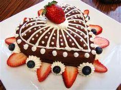 Chocolate Strawberry Heart Cake. Valentines Days Ideas #Valentines, #pinsland, https://apps.facebook.com/yangutu
