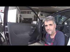 Opel corsa c Πως βγαζω ταπετσαρια πορτας  .Door Panel Removal