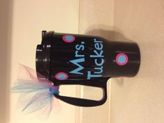 $15.00 Travel mugs Etsy: Chris Ann's Creations