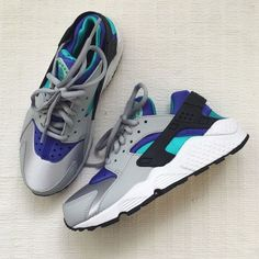 The Nike Air Huarache The Nike Air Huarache.   Women's size 5  NEW in box (no lid) Nike Shoes Sneakers