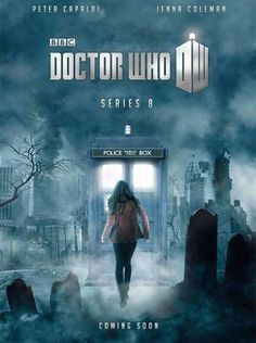 Doctor Who Series 8 - Does this look like Manhattan to anybody else?? A Cemetery??? Return of the Ponds?!?!? (...please?)