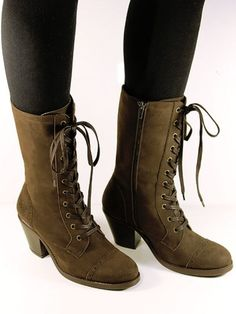 Lace-up boots, 120 euro Vegan Store, Women's Lace Up Boots, Vegan Shopping, Shoe Boots, Shoes, Brown Boots, Combat Boots, Euro, Leather