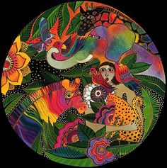 Laurel Burch...I will always love what she has left us.
