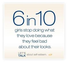 6 in 10 girls - Motivational quotes and posters