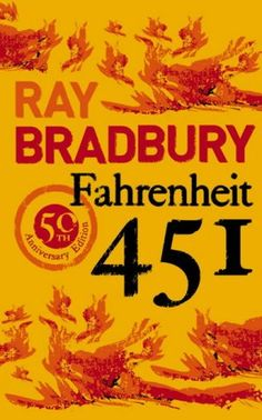 The first book I ever read in my extracurricular reading group in school that really made me think and challenged me as a reader.  I've been a Bradbury fan ever since.