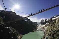Underi Trift – Triftbrücke – Windegghütte SAC – Underi Trift
