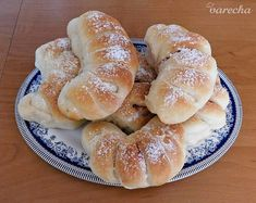 Bagel, Doughnut, Bread, Sweet, Recipes, Basket, Candy, Breads