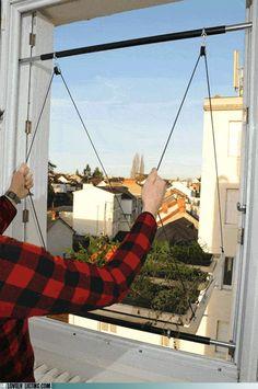 tolle idee f r wohnungen ohne balkon diy pinterest garten garten ideen und balkon. Black Bedroom Furniture Sets. Home Design Ideas