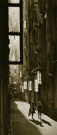 liquidnight:    Fan Ho  Hand in Hand, 1962  From Hong Kong Yesterday