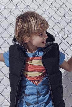 primark superman top with cape