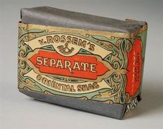 Find out more on Europeana Rotterdam, Design Reference, Museum, Decorative Boxes, Van, Vintage, Witches, Vintage Style, Cigars