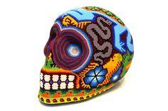 Cráneo #Huichol