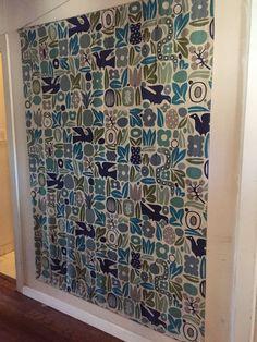 alexander girard wall scrim eden tapestry herman miller eames RARE DON'T MISS! #HermanMiller
