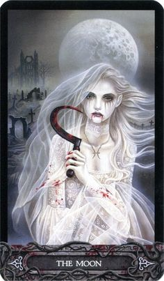 Tarot of Vampyres ► The Moon