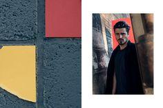 Foto: @maltehellfritz  Model: @addi1995  Post: @matthiasknebel1   #editorial #mensfashion #fashion #photografie #shooting #hafen #yellow #red  #foto #malemodel