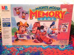 Mickey Mouse Memory Sealed Collectible by RusticNickNacknStuff